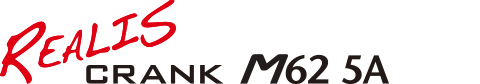 Realis Crank M62 5A (M-Line)