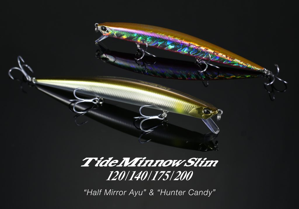 Tide Minnow Slim