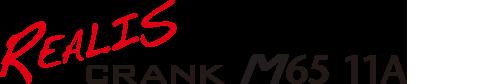 Realis Crank M65 11A (M-Line)