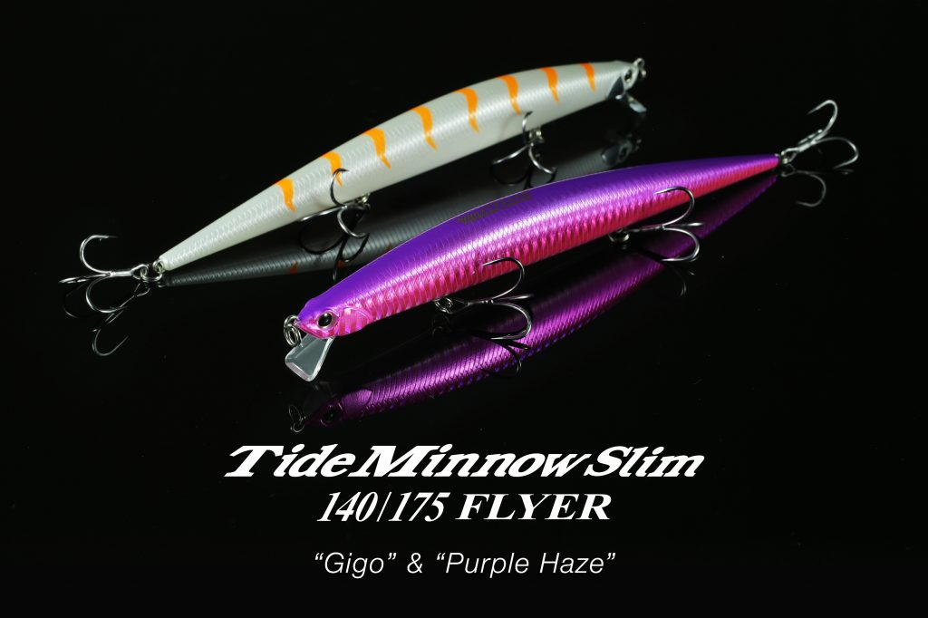 Tide Minnow Slim Flyer3