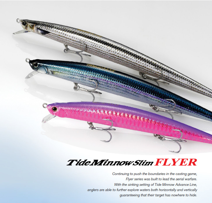 Tide Minnow Flyer