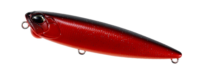 DUO Realis Pencil 110 Chrome Tiger 110mm Topwater Bass Lure Walk the Dog