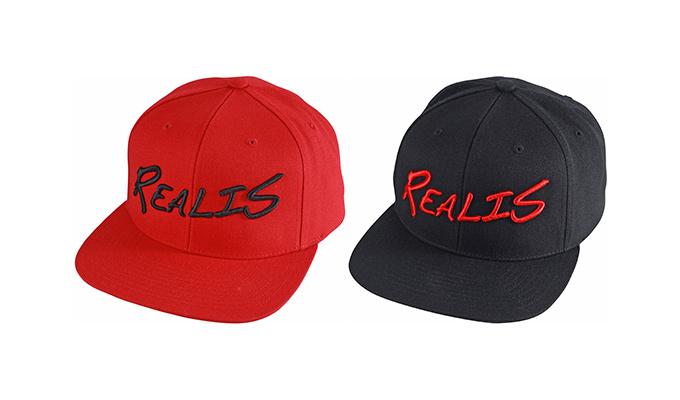 realis_snapback_cap