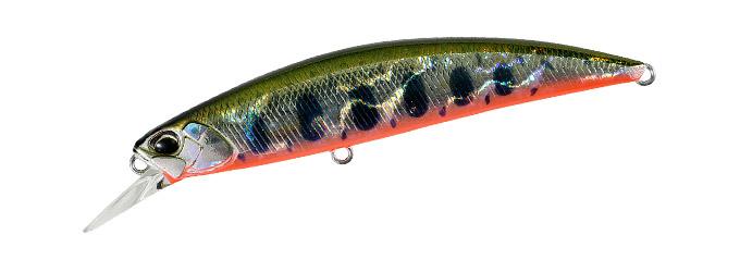 DUO Spearhead Ryuki 110S 11cm 21g affondando Minnow duro esca Ventre rosso ADA4068 Yamame