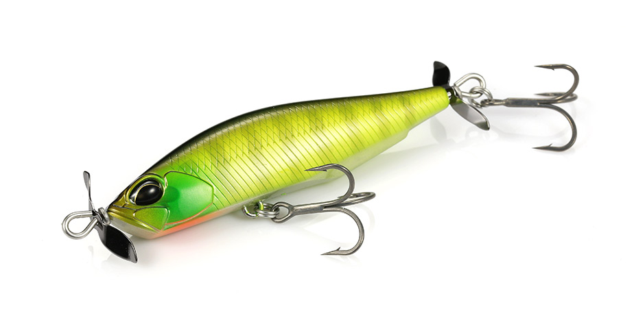 Select Color s DUO Realis Spinbait 72 Alpha Spybait Lure